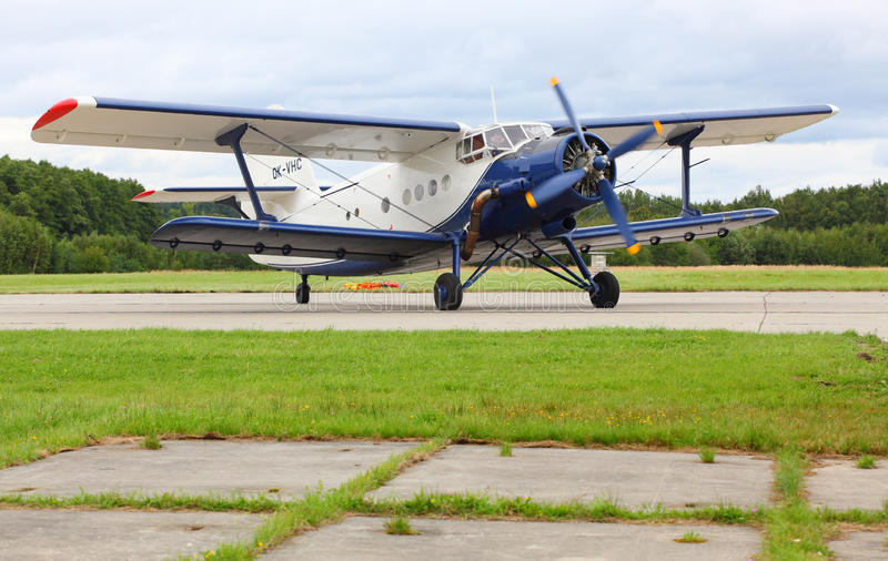 Download Historic Biplane. Editorial Image - Image: 20924400