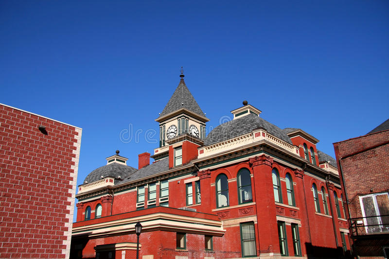 Historic building royalty free stock photography