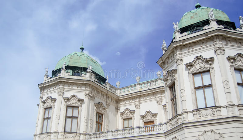 Historic building royalty free stock image