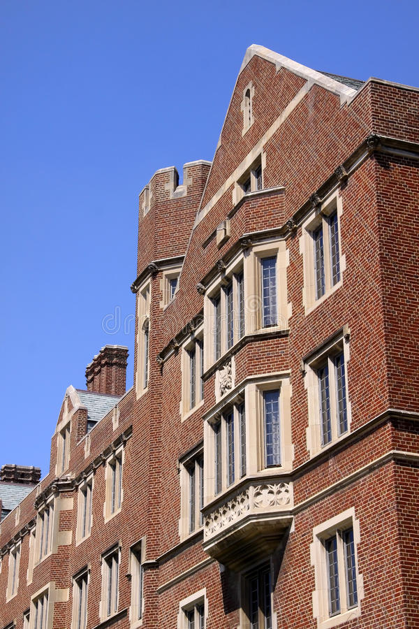 Historic Building Architecture stock image