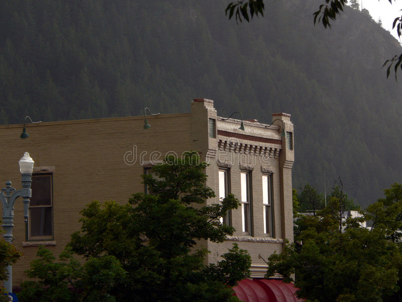 Download Historic Building In Aspen, Colorado Stock Photo - Image: 1221300