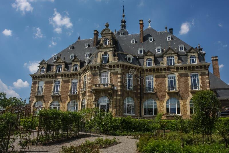 Historic building in Namur. Belgium stock photo