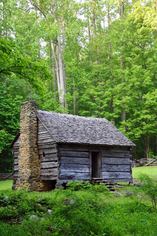 Download Historic Cabin stock photo. Image of historic, tourism - 20785386