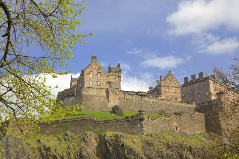 Download Historic Castle In Edinburgh Stock Image - Image: 19335833