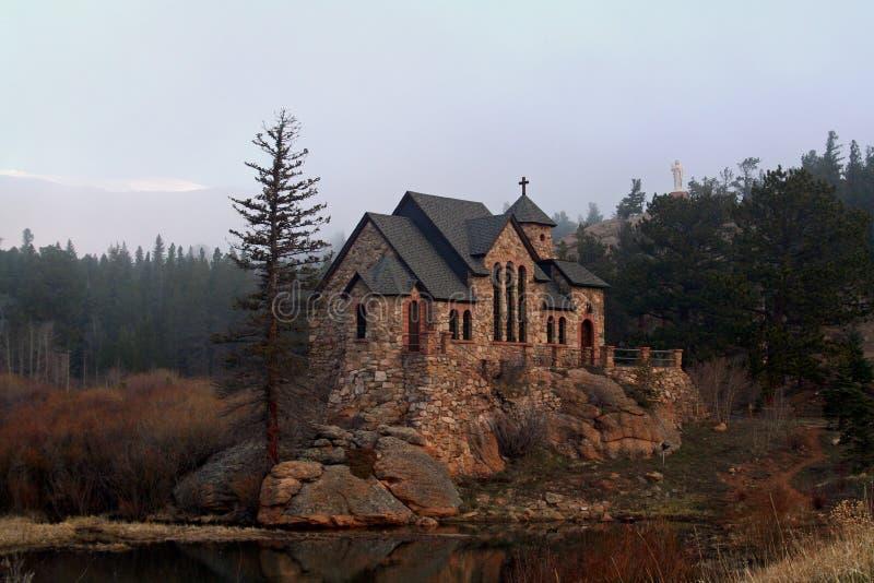 Historic Chapel royalty free stock photos