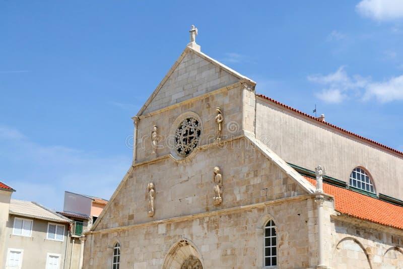 Pag, Croatia royalty free stock photography