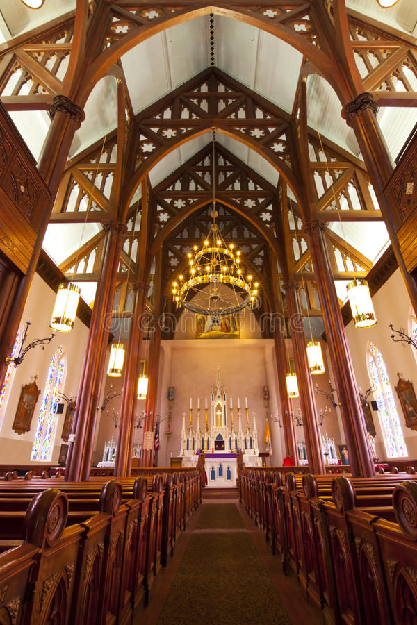 Download Historic Church Interior Stock Photography - Image: 26566002