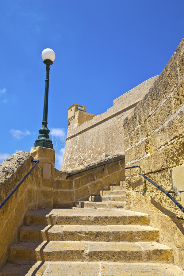 Download Historic Citadel Architecture On The Island Of Gozo. Stock Photo - Image: 33086746