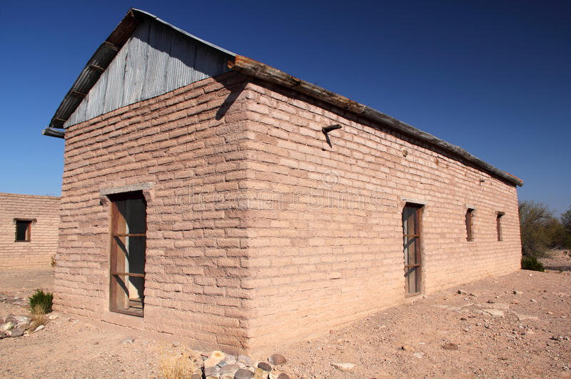 Historic Costolon Structure stock photos