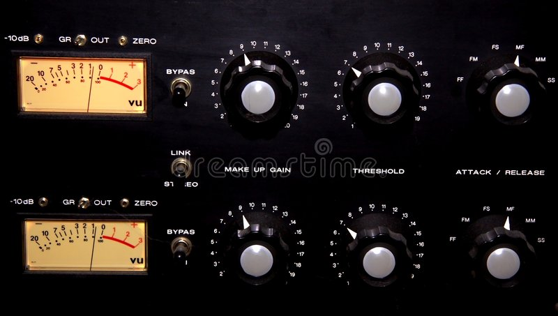 Download Historic equalizer stock image. Image of recording, producer - 8663085
