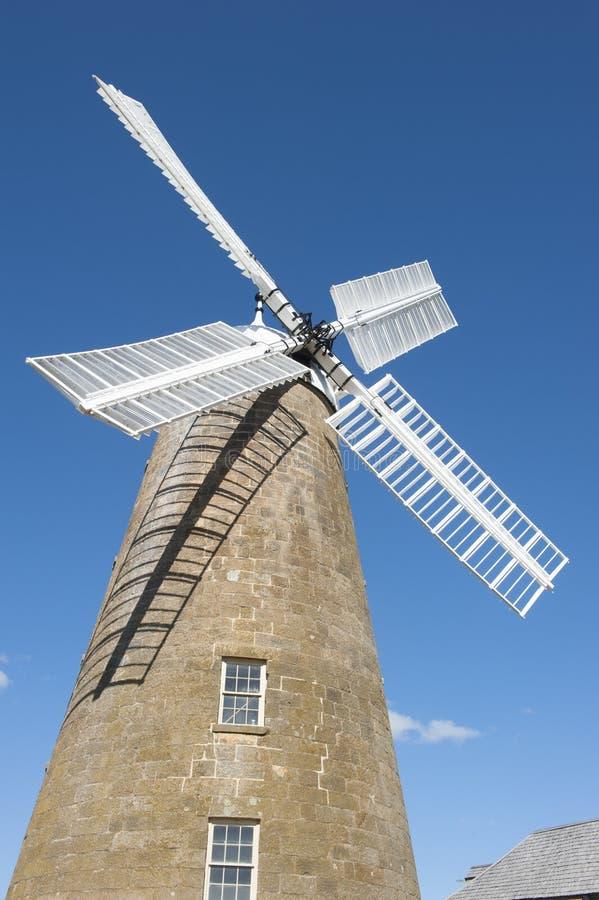 Free Historic Flour Windmill At Oatlands, Tasmania Stock Images - 47620214