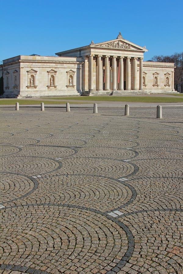 Free Historic Glyptothek In Munich, Königsplatz Stock Photos - 53743403