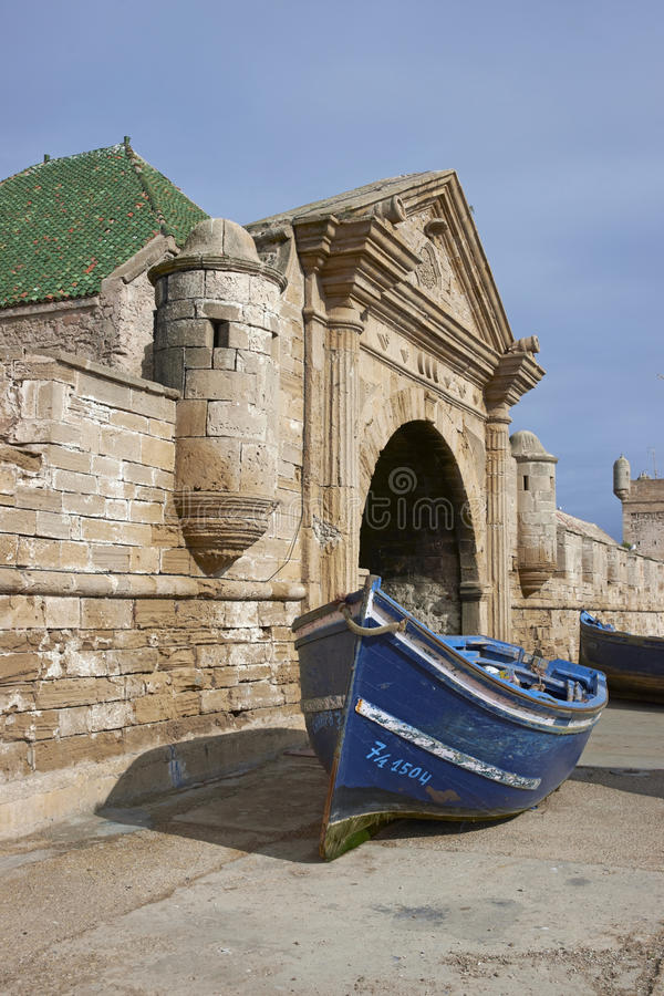 Historic Harbour Royalty Free Stock Photo