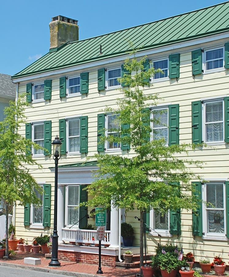 Free Historic Home In Smyrna Delaware Royalty Free Stock Photo - 99599905