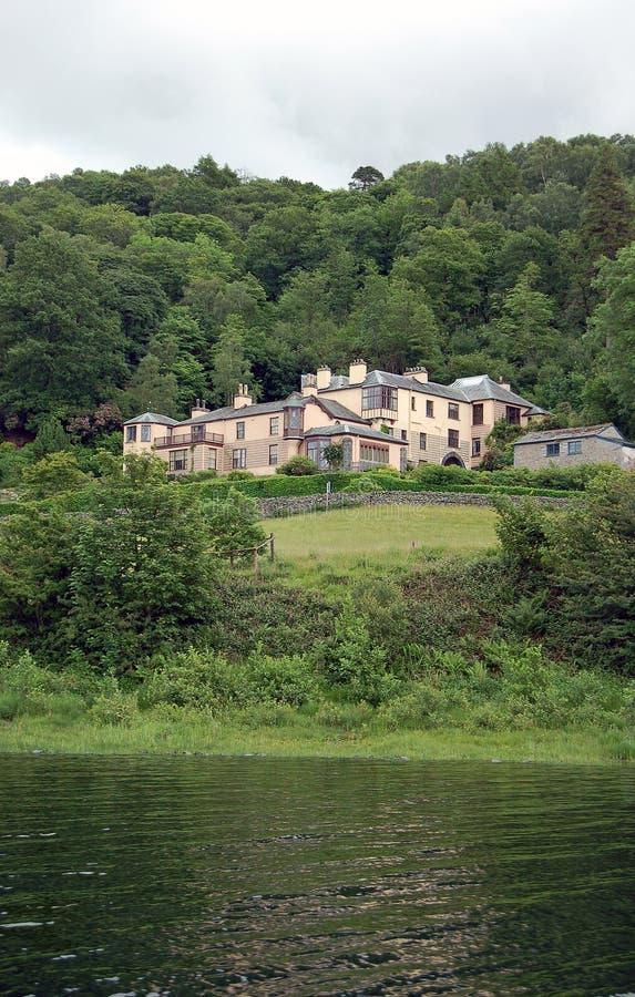Download Historic Home Of John Ruskin, Coniston Stock Photo - Image: 22609746