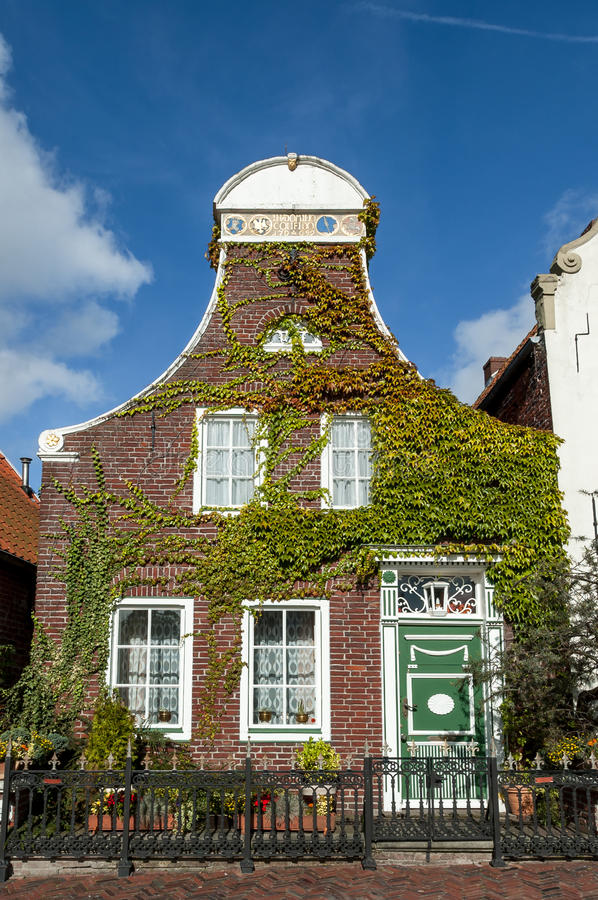Download Historic House In Greetsiel, Germany Editorial Photography - Image: 35406632