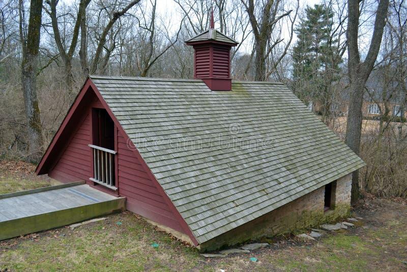 Download Historic ice house stock photo. Image of louis, missouri - 23660056