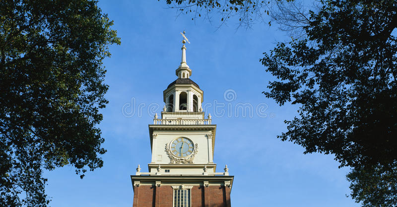 Historic Independence Hall Stock Photos