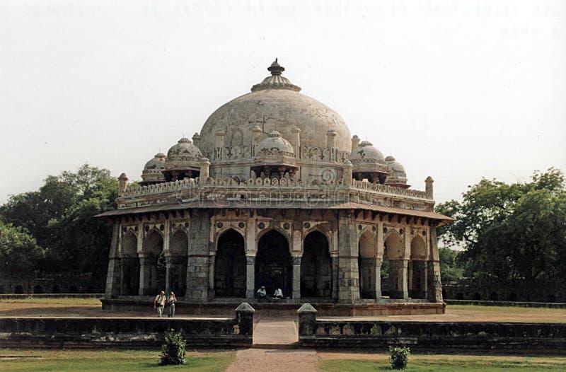 Isa khan. The historic isa khan tomb mausoleum at new delhi in india royalty free stock photography