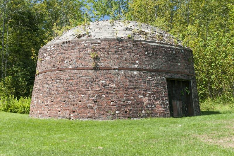 Download Historic Katahdin Iron Works Maine Stock Image - Image: 33282059