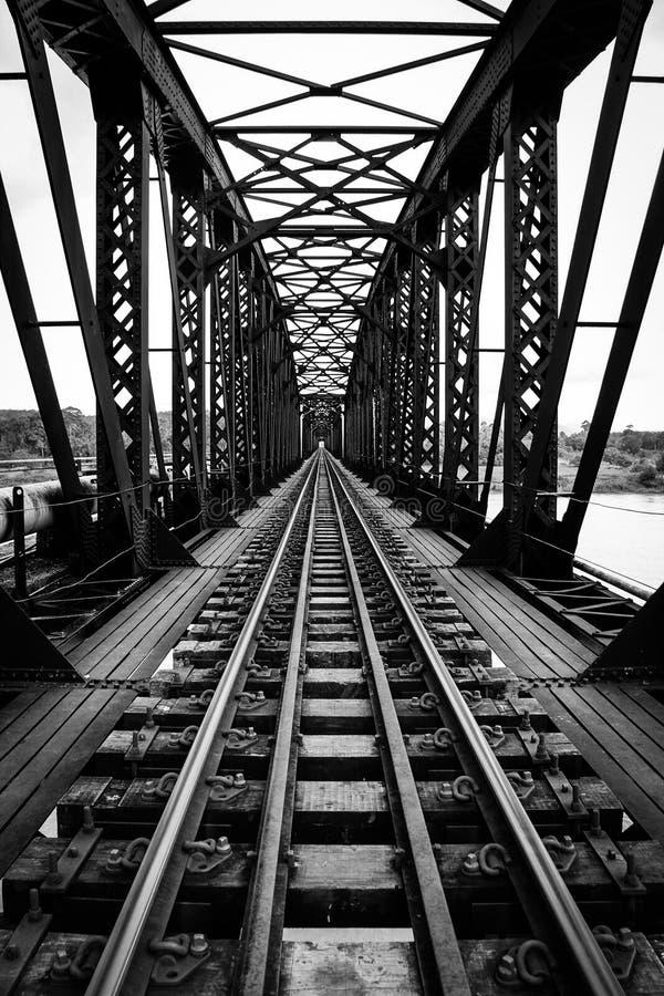 Guillemard Railway Bridge stock photos