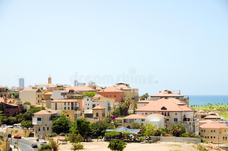 Historic Old City Jaffa Israel Royalty Free Stock Image