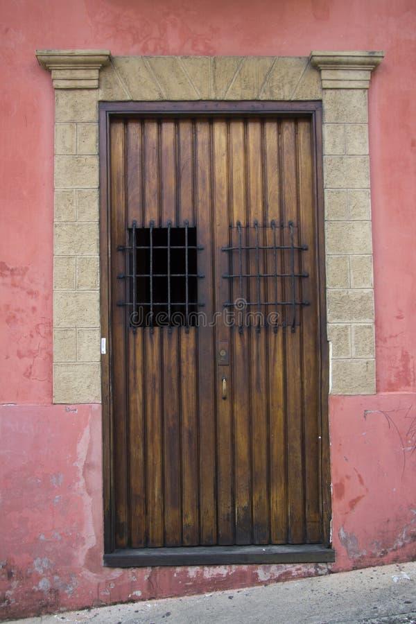 Download Historic Old San Juan - Old Wooden Doors Stock Photo - Image: 28227556