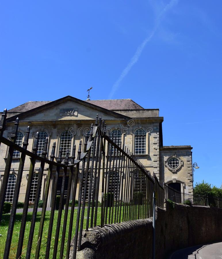 Free Historic Rook Lane Chapel, Frome, Somerset, England Stock Photo - 157479990