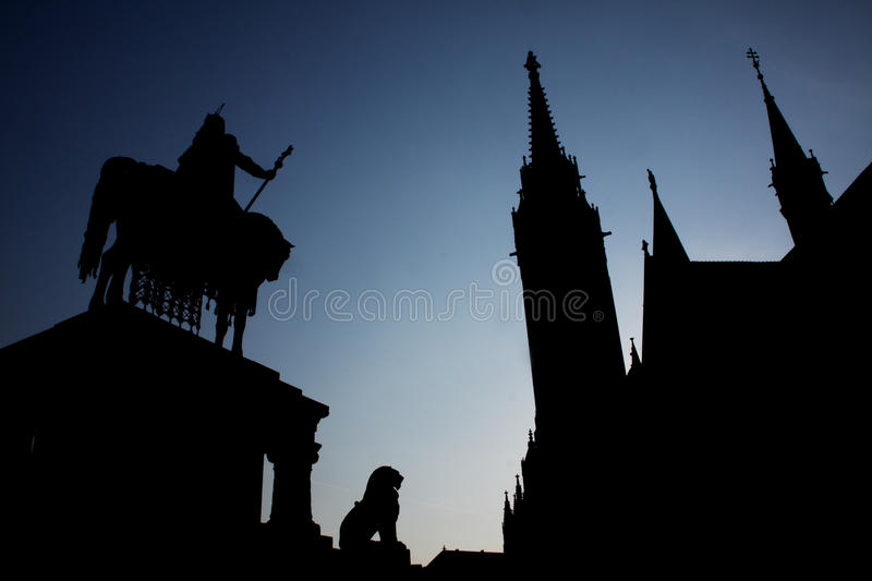 Download Historic silhouette stock photo. Image of blue, culture - 31227738