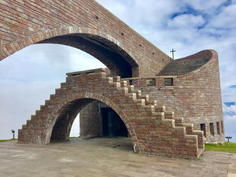 Historic Site, Arch, Fortification, Fixed Link stock image