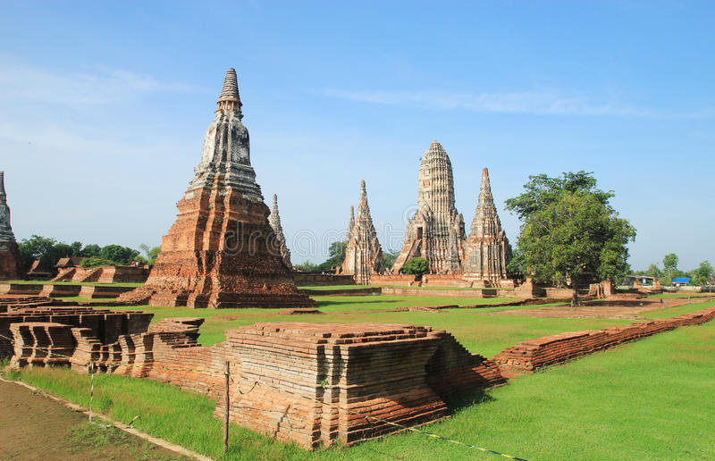 Download Historic Site In Ayutthaya,Thailand Stock Photo - Image: 25289630