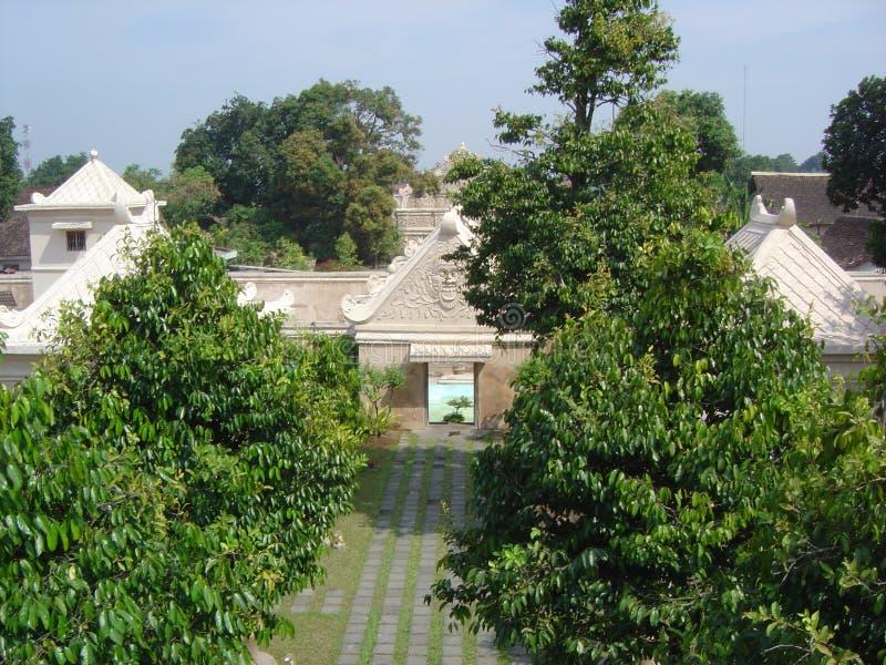 Taman sari yojakarta stock images
