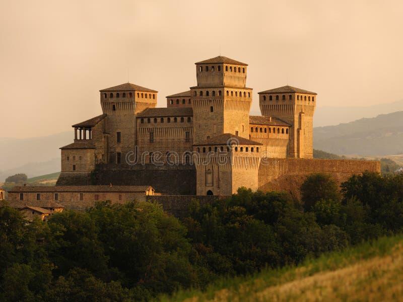 Download Historic Torrechiara Castle Stock Photography - Image: 22827342