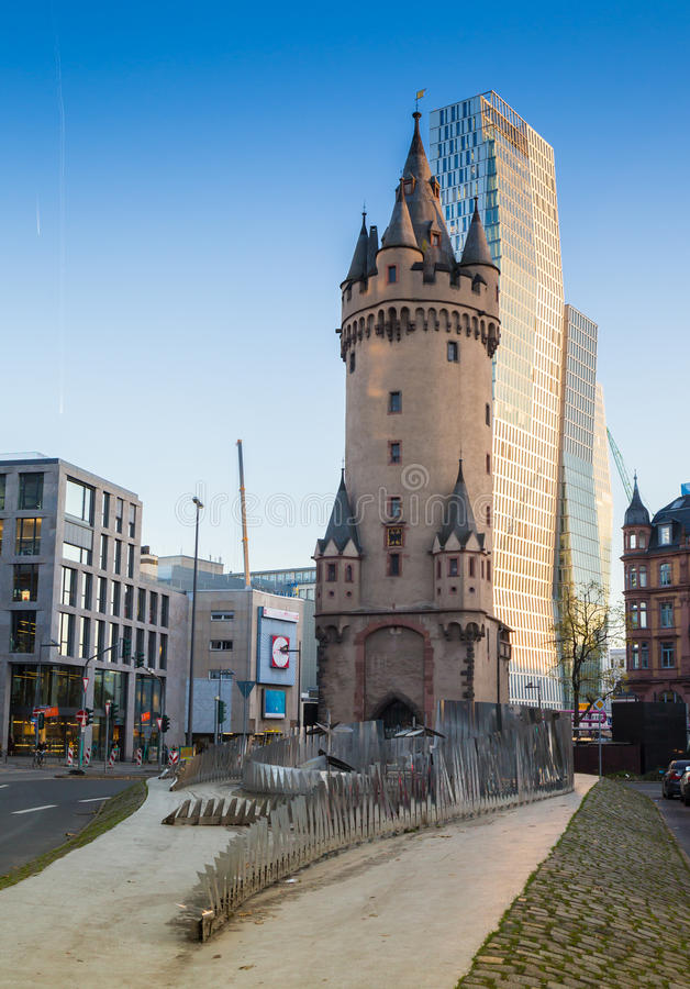 Historic town square in Bremen, Germany royalty free stock photo