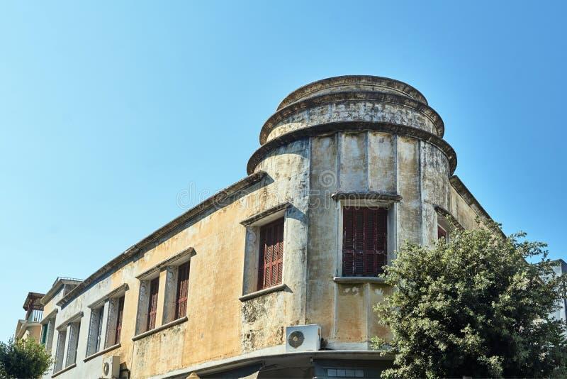 A historic Turkish home stock photos