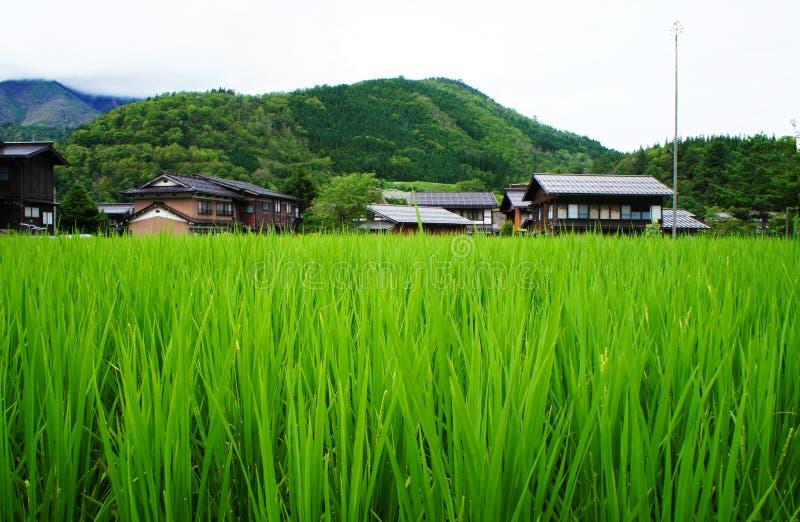 Historic village of Shirakawa-go, Gifu prefecture stock photos