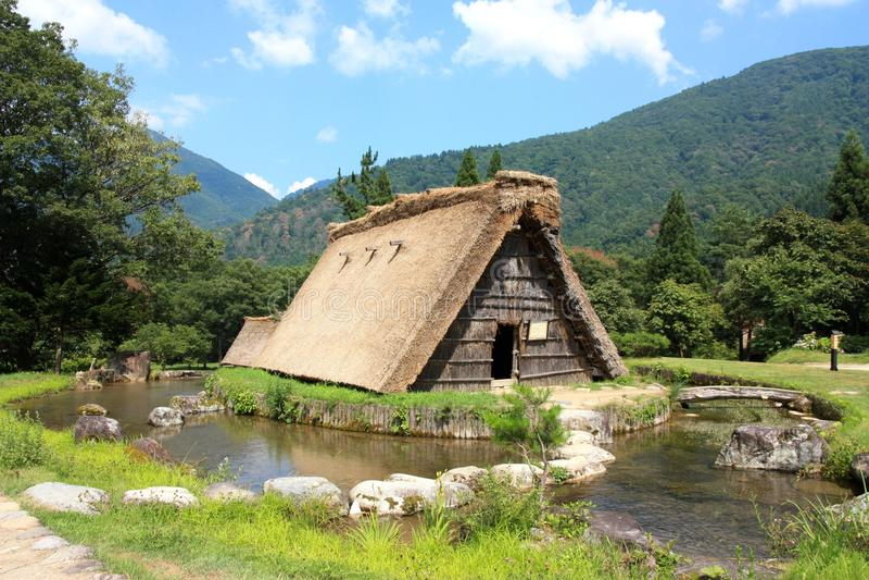 Download The Historic Village Of Shirakawago In Japan Stock Photo - Image: 18118362