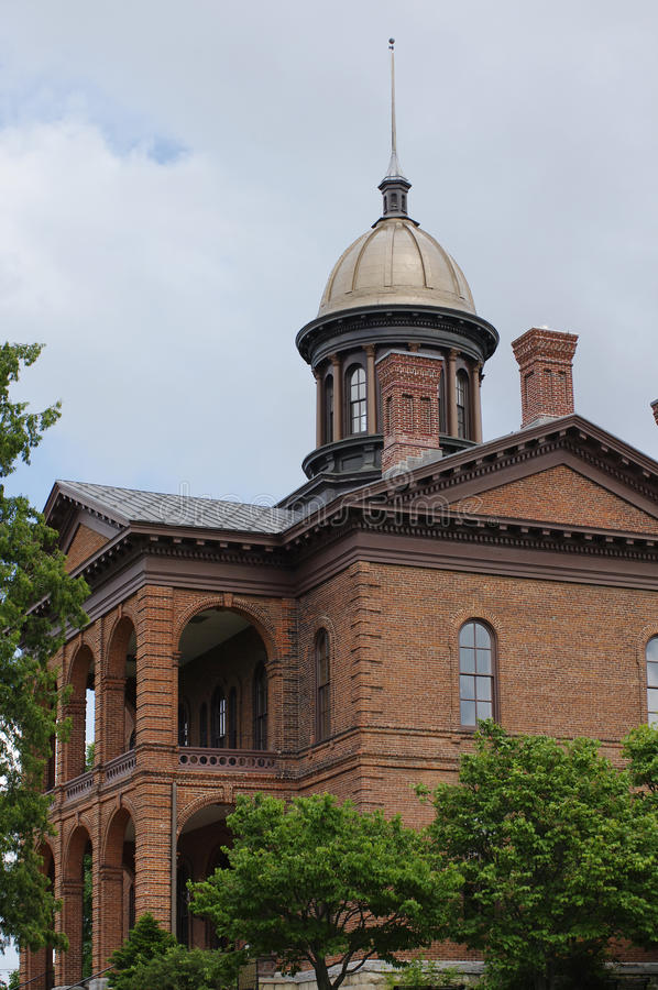 Historic Washington County Courthouse royalty free stock photo
