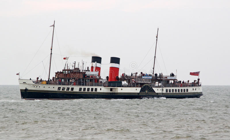 Download Historic Waverley Paddle Steamer Boat Editorial Stock Image - Image: 33977364