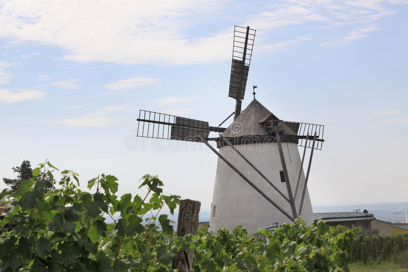 Historic Windmill royalty free stock photo
