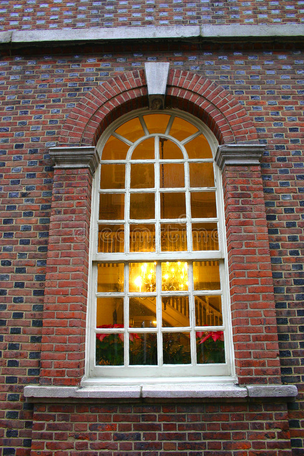 Historic window stock photos