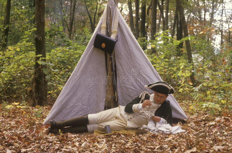 Download Historical American Revolutionary War Event Editorial Photography - Image: 26895012
