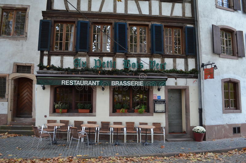 Download Historical Brasserie In Strasbourg / France Editorial Photography - Image: 27491652