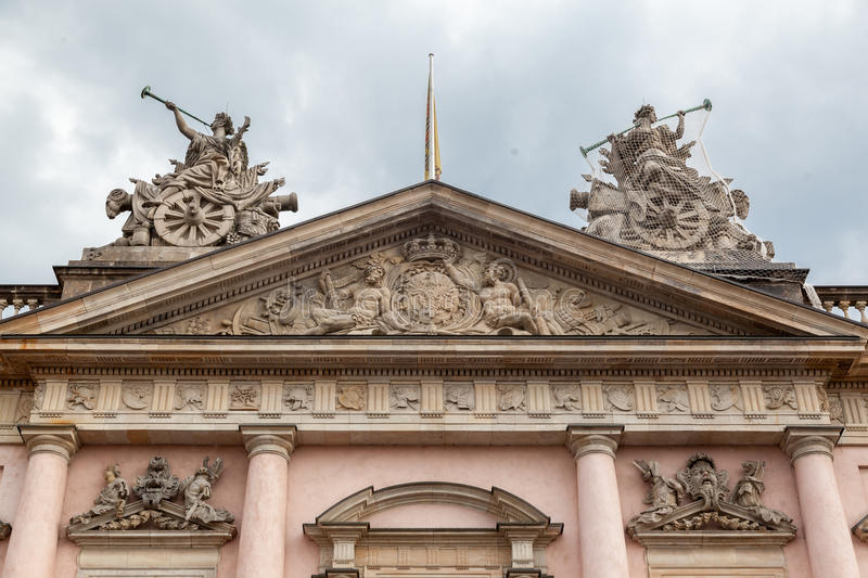 Download Historical Building Berlin stock image. Image of facade - 39510213
