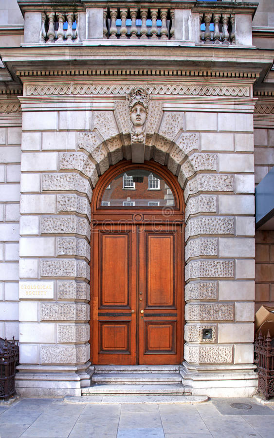 Download Historical Building Entrance Stock Photo - Image of front, closed: 25845344