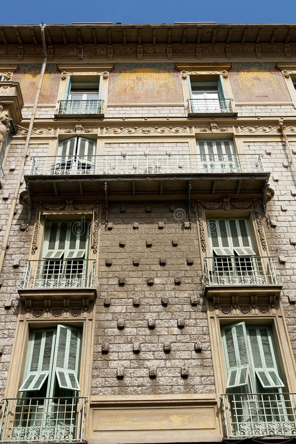Download Historical building facade stock image. Image of ancient - 26728351