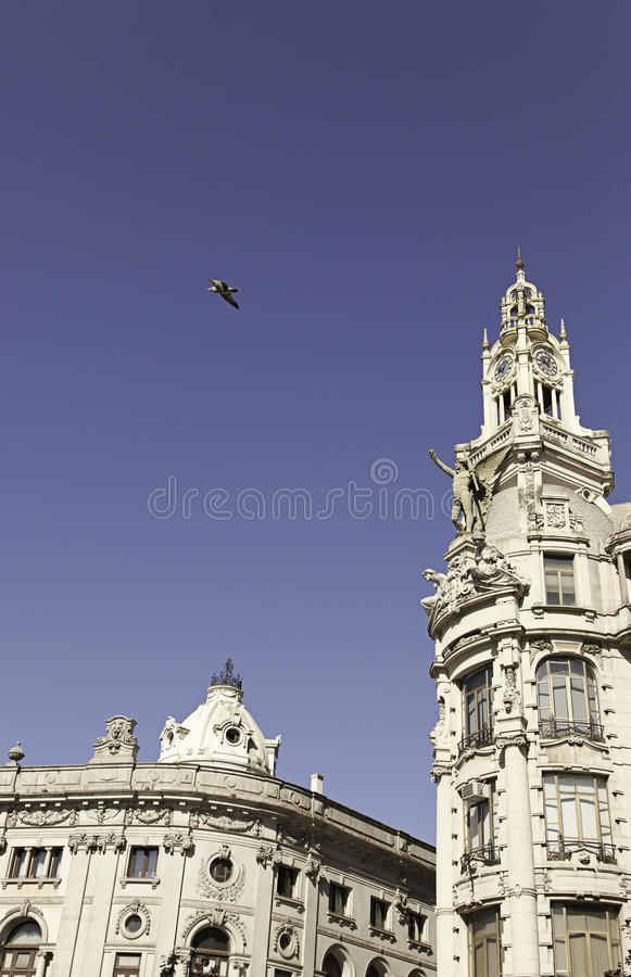 Historical building in Oporto