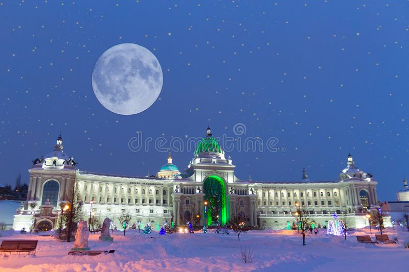 historical building - palace stock photography