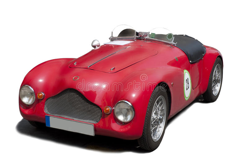 Download Historical car stock image. Image of sport, speed, mille - 24457045