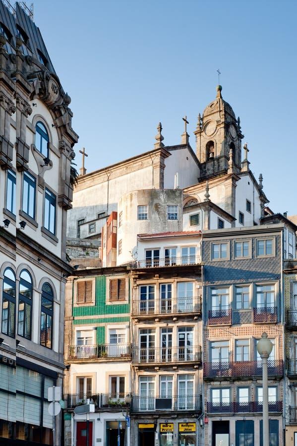 Historical Centre Of Porto Stock Photo